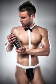 Мъжко еротично боди Waiter
