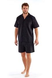 Мъжка пижама Harvey Black Check