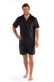 Мъжка пижама Harvey Black Stripe