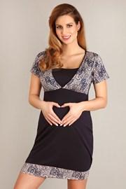 Нощничка за бременни и кърчмачки Lilli