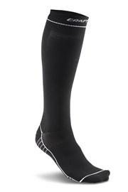 Три четвърти чорапи CRAFT Body Control черни