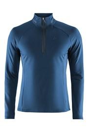 Мъжко функционално спортно полуполо CRAFT Prep Blue
