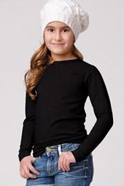 Детска памучна фланела с дълъг ръкав Jadea