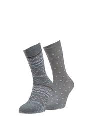 2 pack къси чорапи Olivia