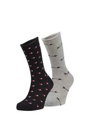 2 pack къси чорапи Venus