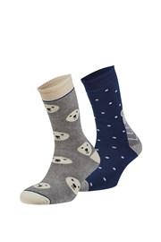 2 pack топлещи чорапи Rubí