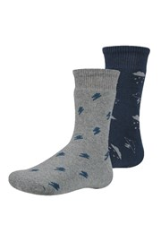 2 pack детски чорапи Ynisy