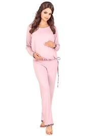 Пижама за бременни и кърмачки Agatha