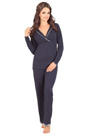 Пижама за бременни и кърмачки Danielle