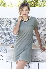 Дамска лятна рокля Corfu каки
