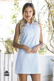 Дамска лятна рокля Bernetta синя