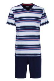Мъжка пижама CECEBA Red 5XL plus не се глади