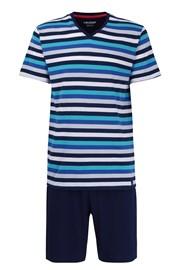 Мъжка пижама CECEBA Aqua 5XL plus не се глади