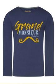 Мъжка фланела за спане Grand Monsieur