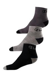 3 pack чорапи Champion Ankle плитки