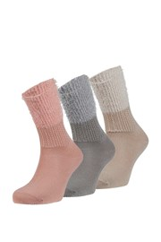 3 pack топлещи къси чорапи Marilu