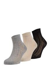 3 pack чорапи с мотив  Luisa