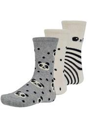 3 pack детски чорапи Chinn