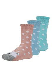 3 pack детски топлещи чорапи Dorote