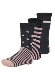 3 pack детски топлещи чорапи Abelu
