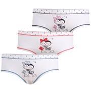 3-на опаковка детски бикини за момиче Lady Birds
