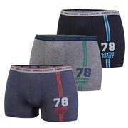3 pack боксерки за момчета EB4046