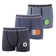 3 pack боксерки за момчета ENRICO COVERI EB4074