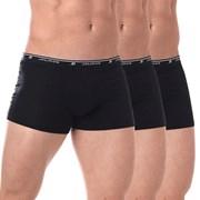 3 pack мъжки боксерки JOLIDON Black