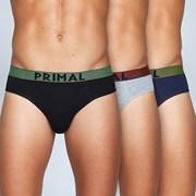 3pack мъжки слипове PRIMAL S155