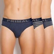 3pack мъжки слипове PRIMAL S157