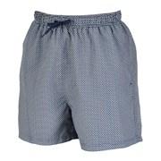 Мъжки бански шорти NATURANA Marine синьо-бели