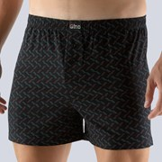 Мъжки шорти GINO черни 128