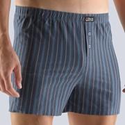 Мъжки шорти GINO тъмносиви
