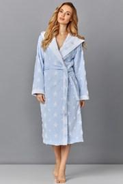 Дамски халат фроте Blue Star