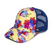 Дамска шапка с козирка Phax Flowers
