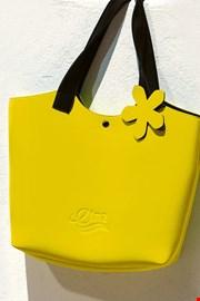 Плажна чанта Lady Etna жълта