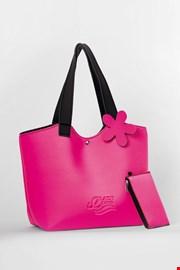Плажна чанта Lady Etna розова