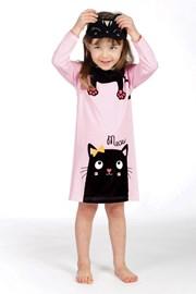 Пижама за момичета Lina Pink Kitty