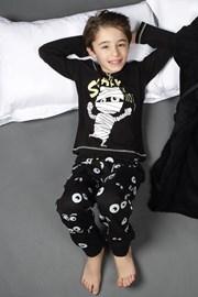 Пижама за момчета CTM Scary