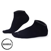 Бамбукови чорапи Eloi по-къси тъмносини