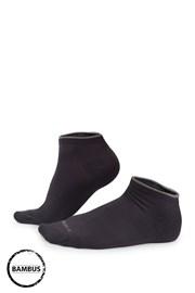 Бамбукови чорапи Eloi по-къси сиви