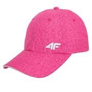 Дамска шапка с козирка 4f colours