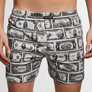 Мъжки шорти CORNETTE Classic Dollars