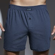 Мъжки шорти CORNETTE Comfort Blue Tyrkys