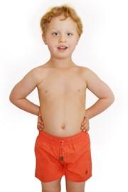 Детски луксозен бански Leonard Red