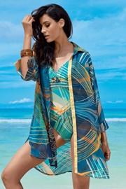 Дамска лятна рокля тип риза Claudia