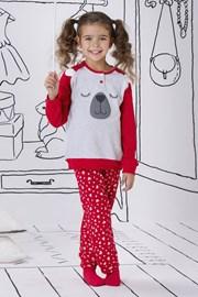 Пижама за момичета Lea