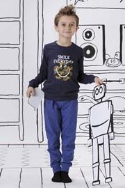 Пижама за момчета Smile everyday