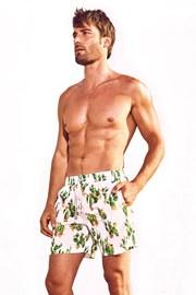 Мъжки бански шорти DAVID 52 Cactus