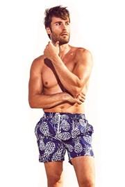 Мъжки бански шорти DAVID52 Pineapple Caicco